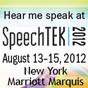 STC va a discutir el tema de biometría de voz en SpeechTEK 2012